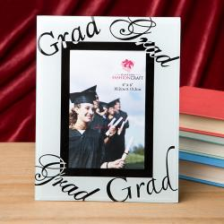 Fabulous 4x6 Graduation Glass Picture Frame