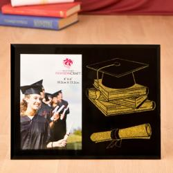 Graduation Party Glass Frame Gift