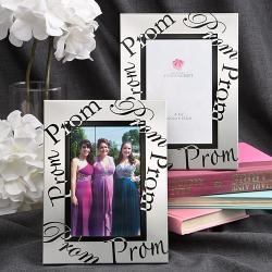 Silver Prom Frame