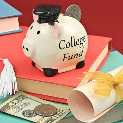 College Fund Piggy Bank SET OF 24