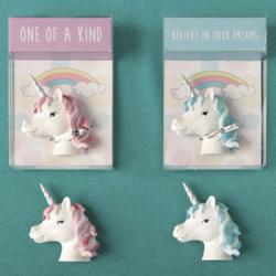 Trendy Unicorn Magnets Gift