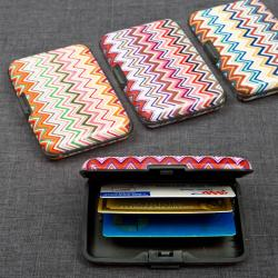 Aluminum Wallet Credit Card Holder Gift SET OF 18
