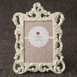 Opulent Brushed Gold Baroque 5 X 7 Frame Gift