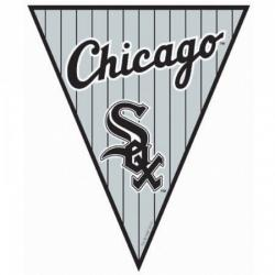 12 Foot Long Chicago White Sox Pennant Banner