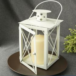 "9 1/4"" Tall Lantern Table Centerpiece"