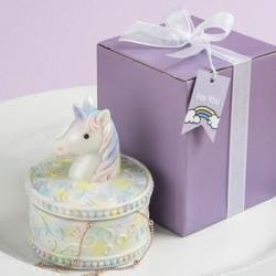 Delightful Unicorn Design Jewelry - Gift Box